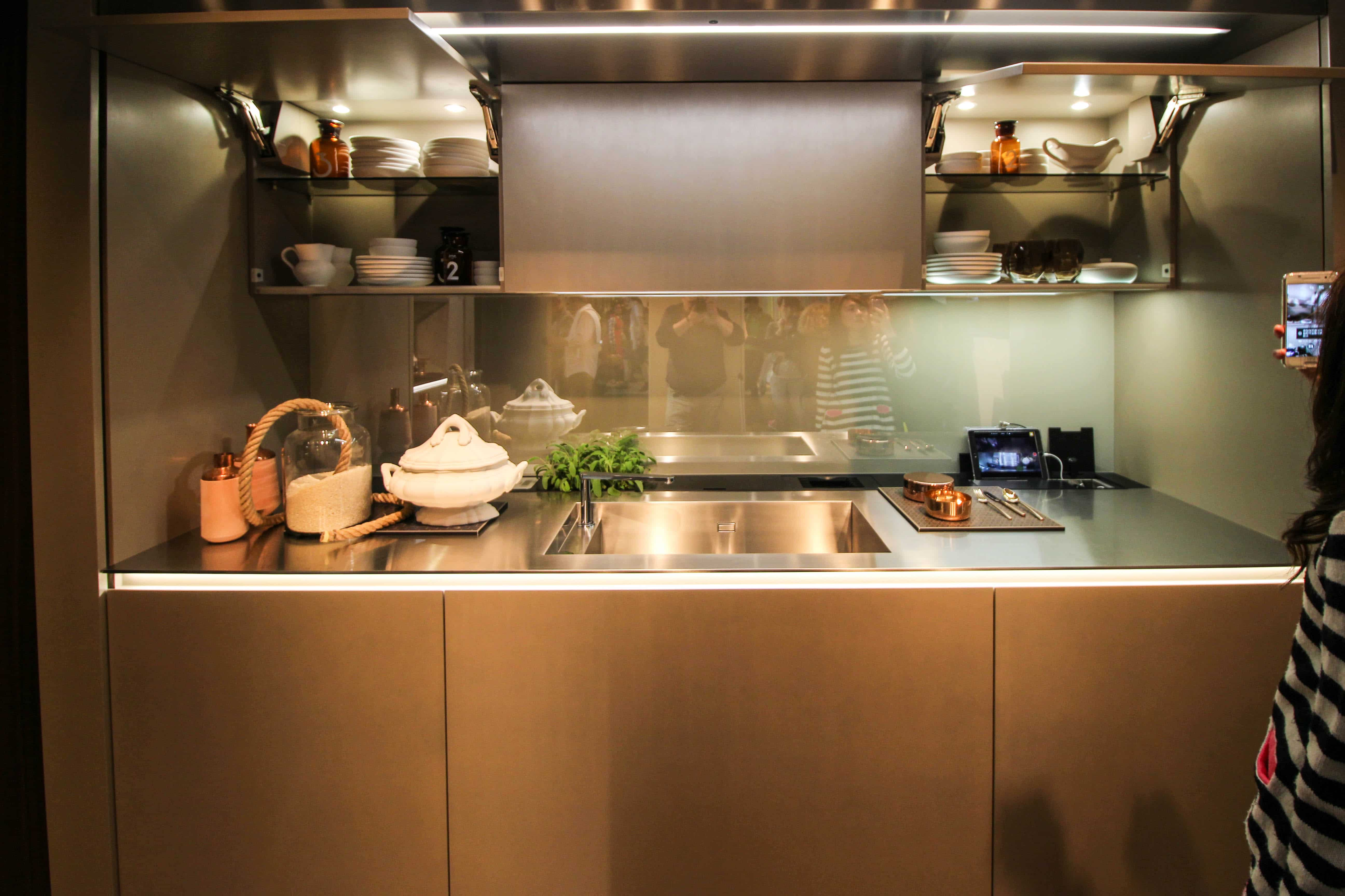 The latest trends and innovations in modern kitchen design.
