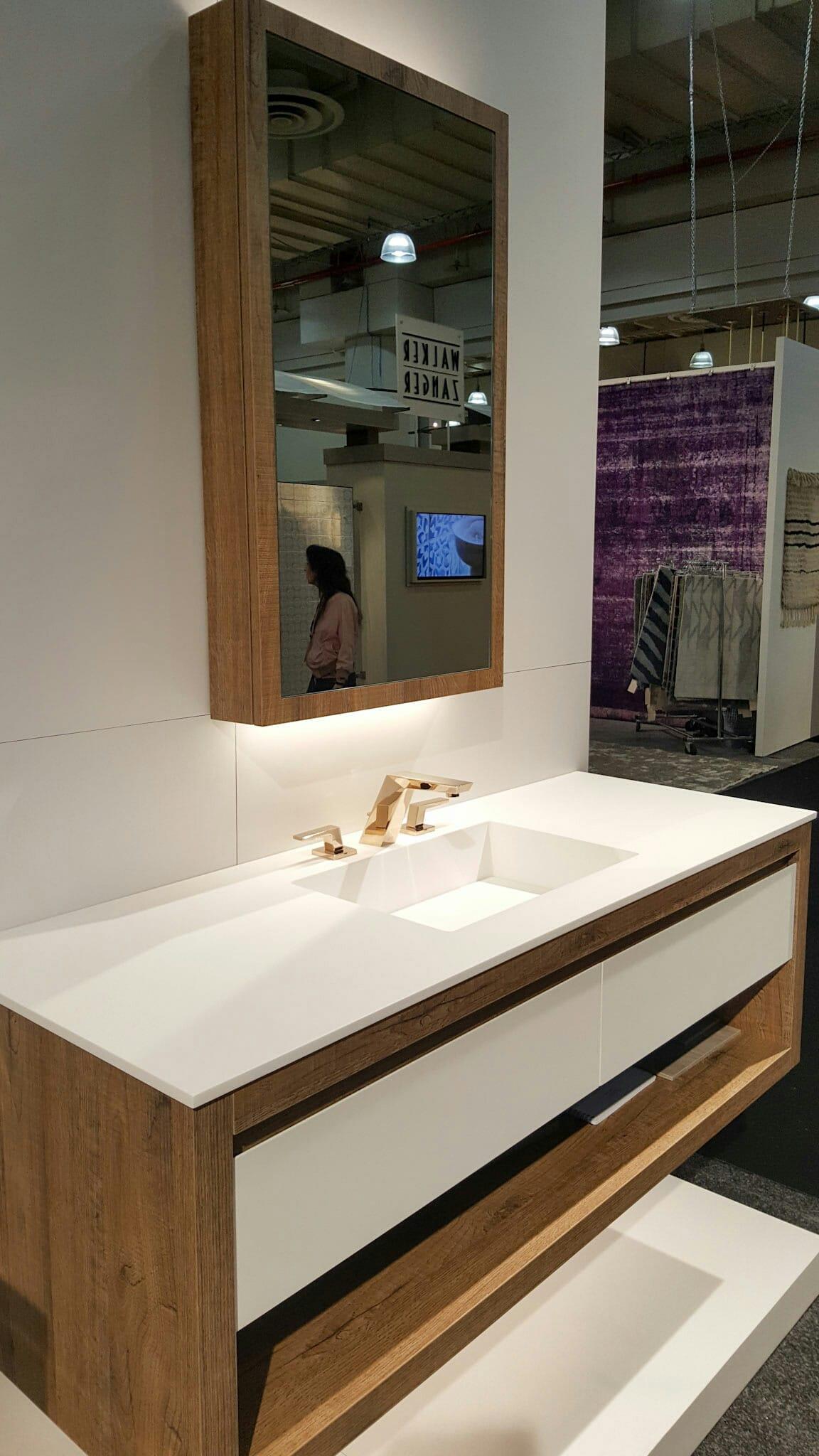 Contemporary Bathroom Furniture Fixtures Appliances
