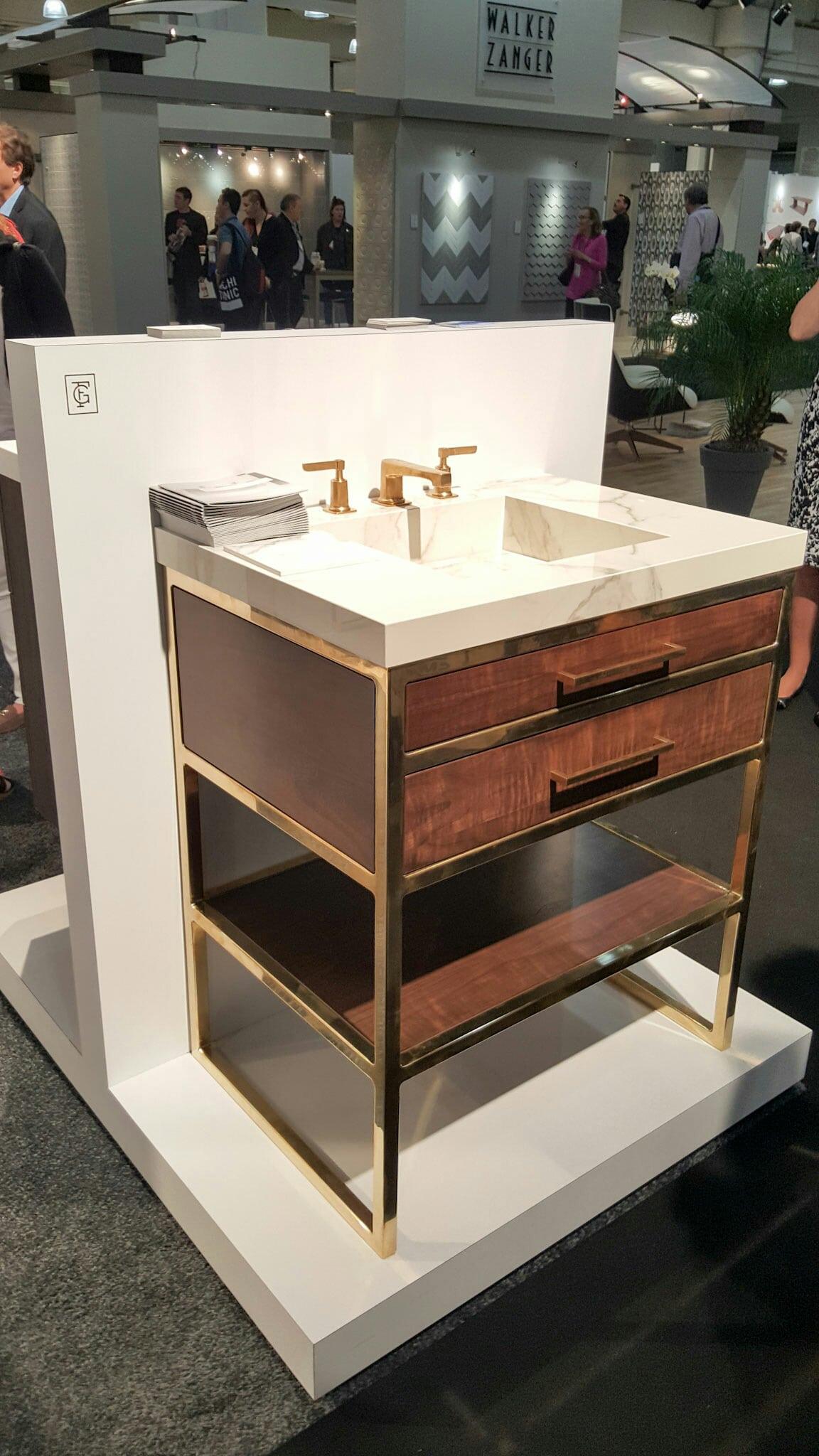 Furniture Guild contemporary vanity