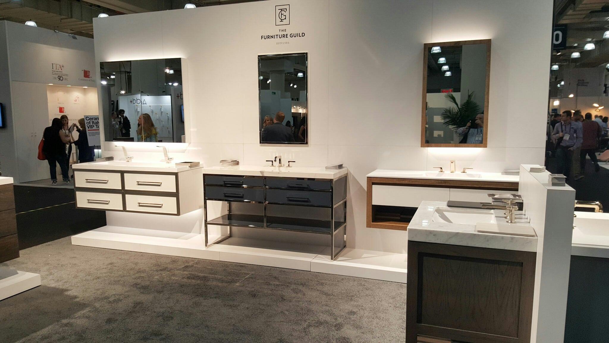 ICFF Furniture Guild stand