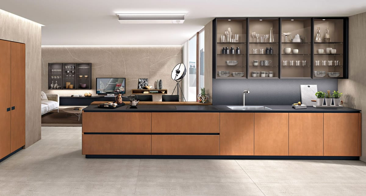 2016 TRENDS IN MODERN KITCHEN DESIGN - European Kitchen Center