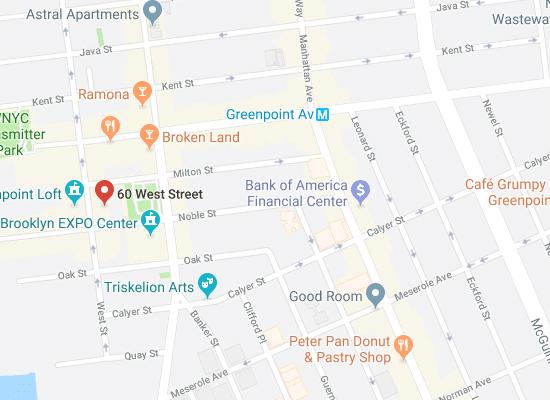 60 West Street, Brooklyn, NY, 11222
